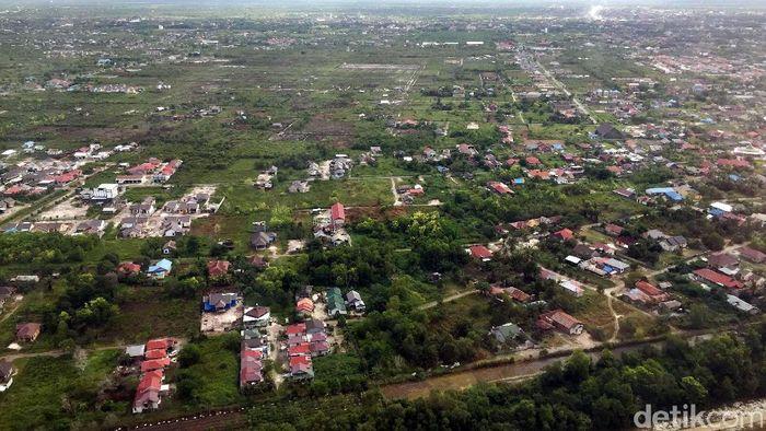 Palangka Raya/Foto: dok. detikcom