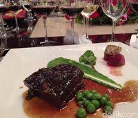 Kolaborasi Wine Chili dan Hidangan Italia Italia Dihadirkan oleh Rosso