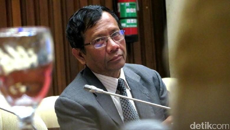 Ini Alasan Mahfud Md Tolak Jadi Ketua Timses Jokowi-Ma'ruf