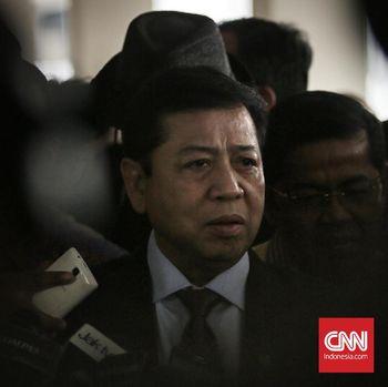 Gerindra Tak Beri Sanksi Fadli Zon Terkait Surat Setnov