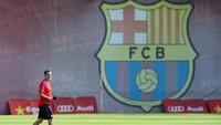 Lima Pemain Barcelona Sempat Positif Virus Corona?