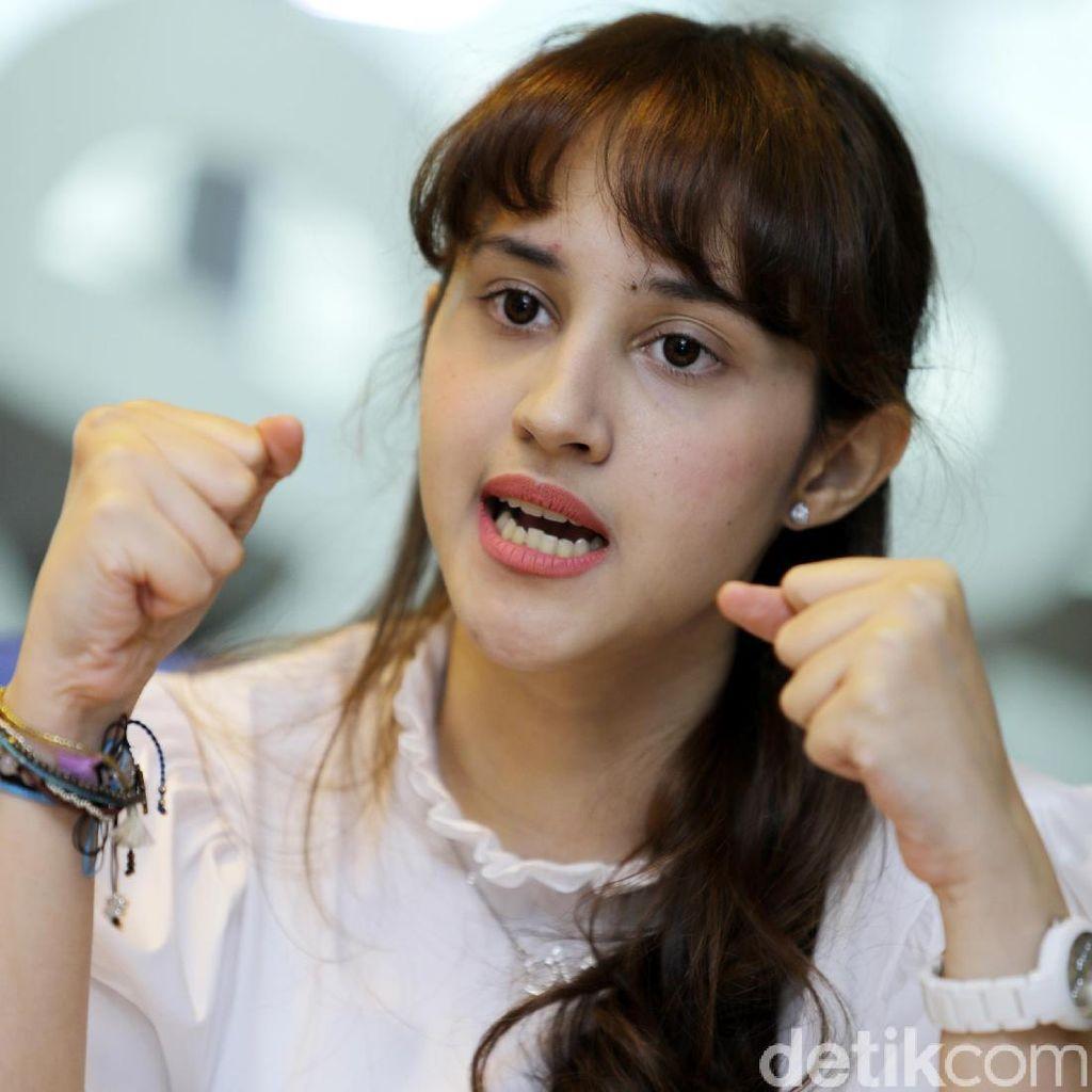 Tsamara: Pak Jokowi Pesan Jangan Serang Personal tapi Berbasis Data