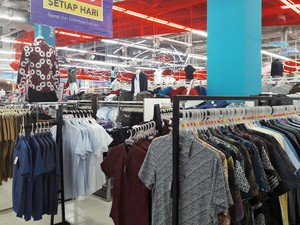 Belanja Hemat Bertabur Diskon di Promo Fashion Transmart Carrefour