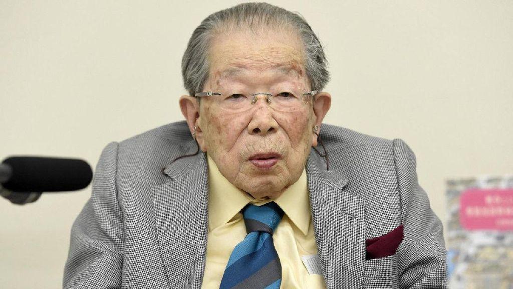 Kisah Dokter Jepang yang Meninggal di Usia 105 Tahun