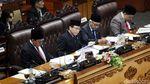 Before After Kursi Pimpinan DPR Ditambah Utut Adianto