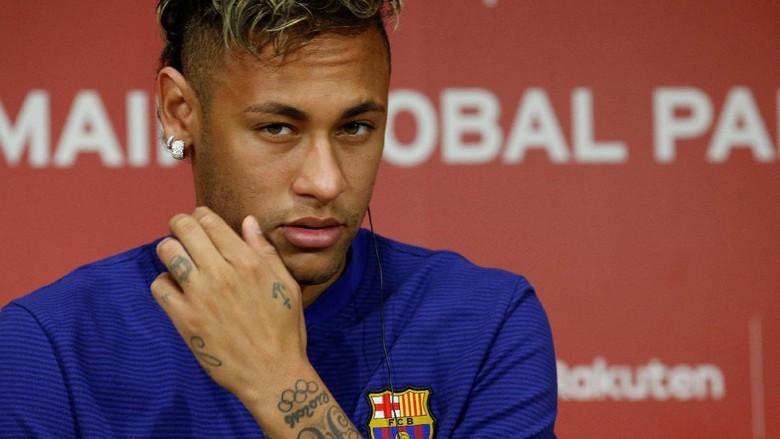 Foto: Neymar Jr (REUTERS/Kim Kyung-Hoon)