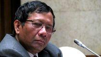 Saat Mahfud Anggap Keliru Sudah Biasa dalam Susun Rancangan UU