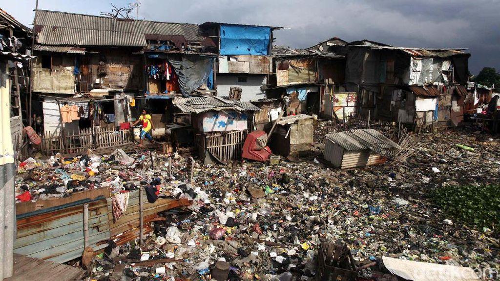 Istana Sebut Kemiskinan Pertama Kalinya di Bawah 10%