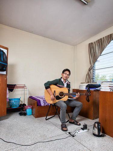 Foto: Intip Kamar Kos Mahasiswa di 15 Negara, Dari yang Mewah Sampai Kumuh