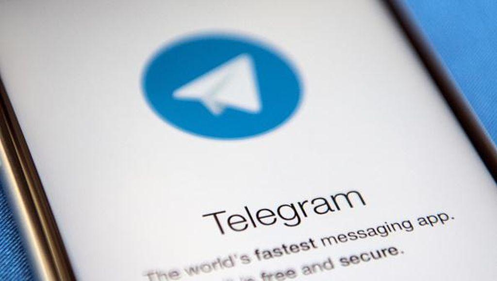 Apple Copot Pemblokiran Update Telegram