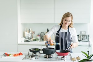 Biar Masak Tak Kelamaan di Dapur, Lakukan 6 Trik Ini