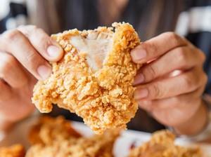 Berbalut Tepung Gurih Renyah, Ayam Goreng ala Amerika Jadi Favorit