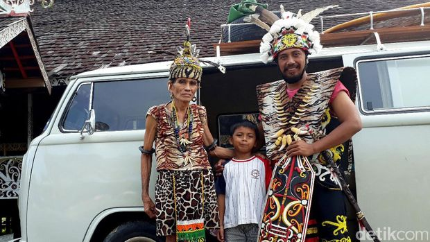 Cerita Wayan Keliling Indonesia dengan VW Kombi