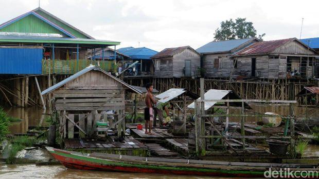 Desa Pahandut, Cikal Bakal Kota Palangka Raya