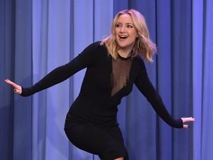 Ingin Tubuh Seramping Kate Hudson? Dengar Saran Pelatih Pribadinya