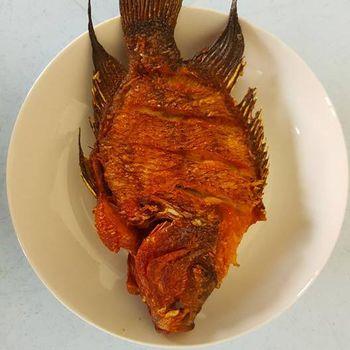 Mau Tahu Rasa Ikan Louhan? Ini Komentar Pria yang Goreng Ikan Louhan Seharga Rp 9 Juta