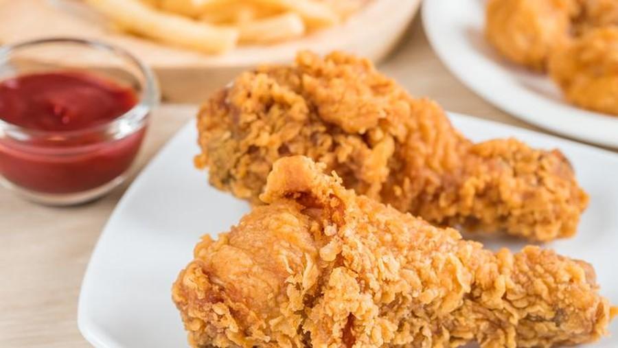 Gurihnya 'Fried Chicken'