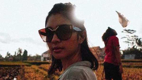 Soul Detox! Ini Momen Liburan Mikha Tambayong di Bali