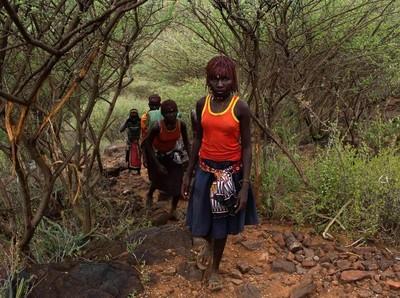 Sunat di Pedalaman Afrika