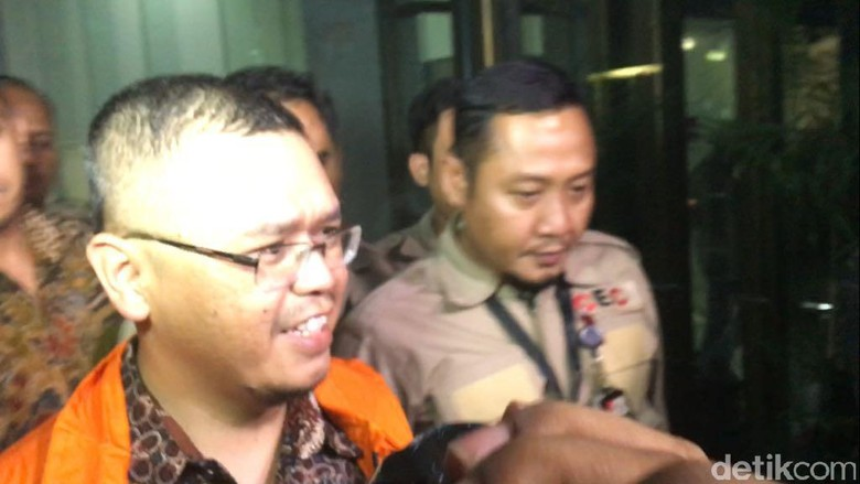 Kasus Proyek Jalan, Politikus PKS Yudi Widiana Ditahan KPK