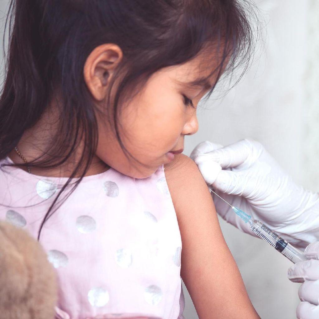 5 Alasan Kenapa Vaksinasi MR Penting