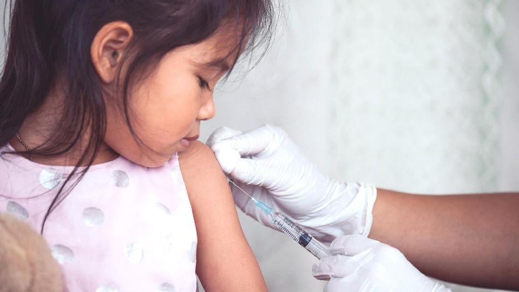 MUI Sulsel: Vaksin MR Boleh Dilakukan Jika Darurat atau KLB