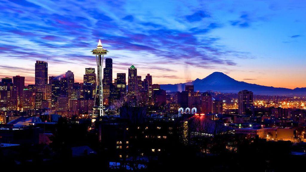 Mengintip Kota Seattle Tempat Oka, Mantan Awkarin Menimba Ilmu