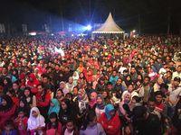 Mau Tahu Keseruan Konser Panggung Asik Kartu As di Kota Bengkulu ?