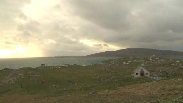 Panoramanya luar biasa indah (BBC)