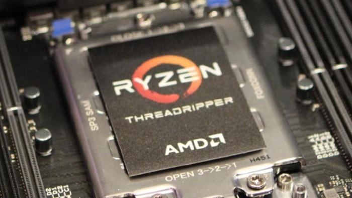 AMD Ryzen Threadripper. Foto: internet