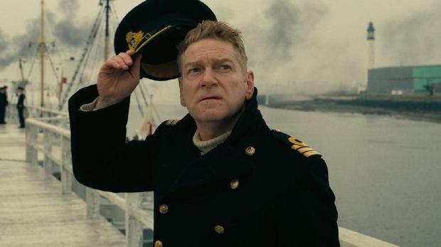Adegan di film Dunkirk