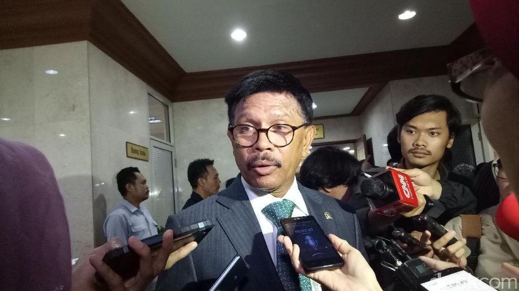 NasDem Bela Jokowi soal Cuitan JKT48: Presiden Sibuk Urus Negara