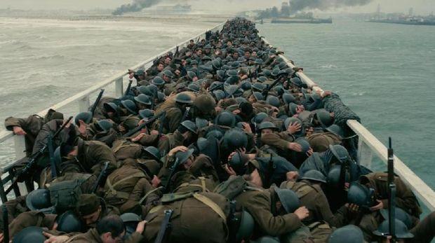 Adegan film Dunkirk