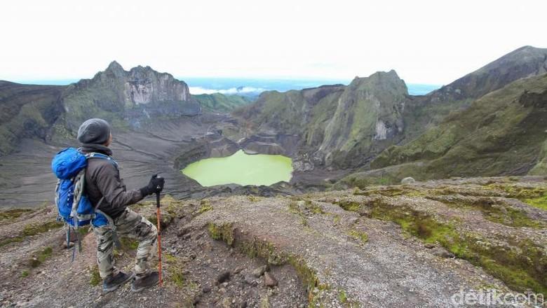 Gunung Kelud (Pradikta Kusuma/dTraveler)