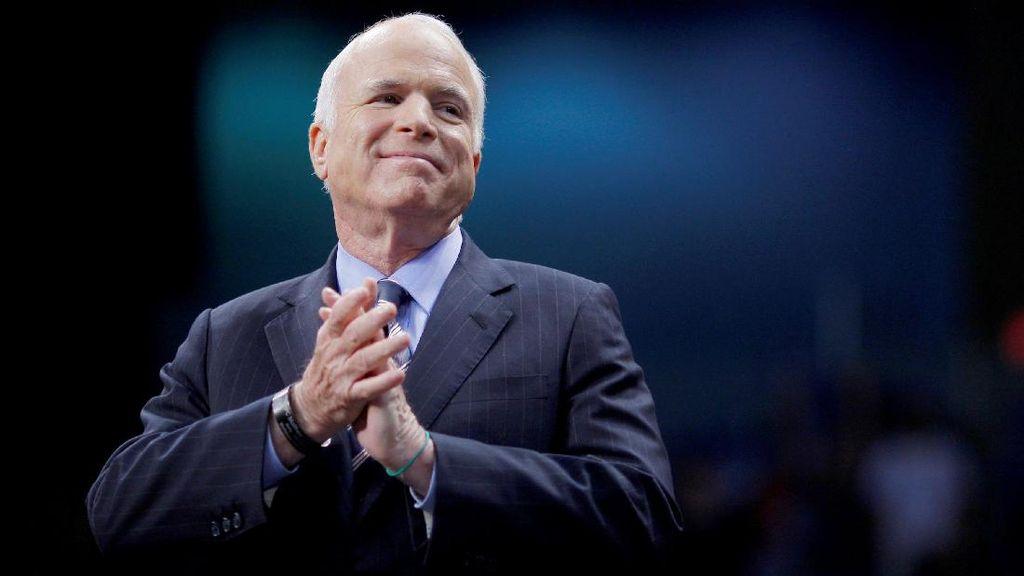Eks Capres AS John McCain Meninggal karena Glioblastoma, Penyakit Apakah Itu?