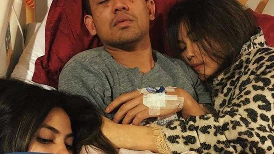 Kesedihan Ina, Jeremy dan Valerie Thomas di Medsos