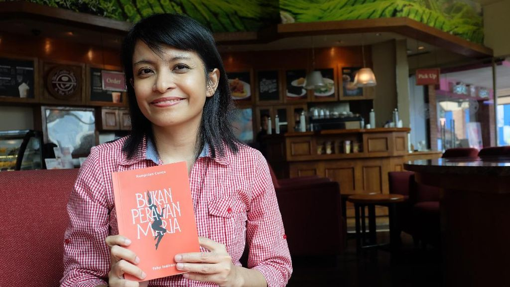 Gramedia Pustaka Utama Bocorkan Buku Terbaru Feby Indirani