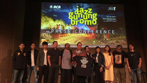 Jazz Gunung yang ke-9 Mengalun Lagi