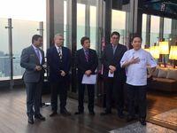Malam Ini Bar dan Restoran Tertinggi di Jakarta Resmi Dibuka