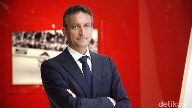 Enrico Galliera kadang memberi kabar buruk buat orang kaya