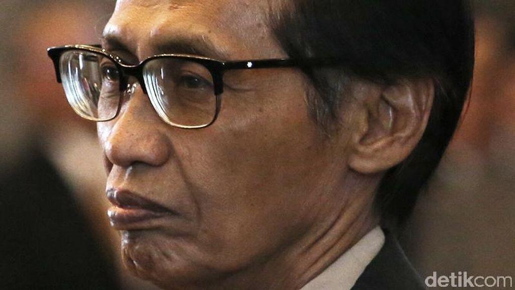 Artidjo, Hakim Agung yang Tak Disenangi Koruptor Itu Kini Pensiun