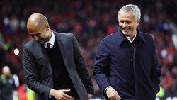 Mourinho: Trofi Saya Harusnya Bisa Lebih Banyak dari Guardiola