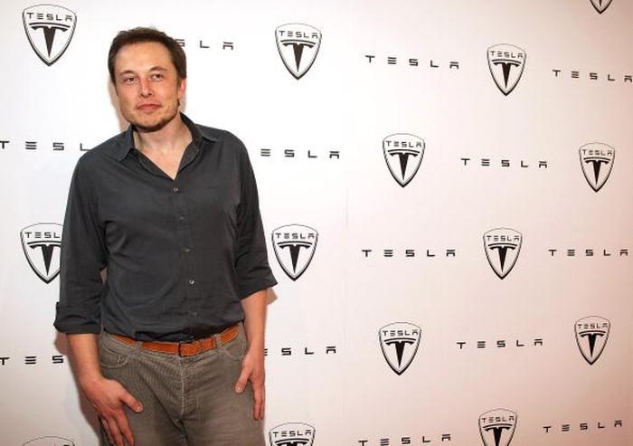 Elon Musk. Foto: Istimewa