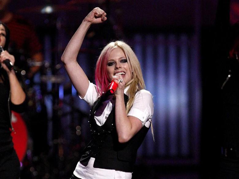 Avril Lavigne Foto: Getty Images