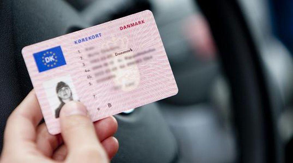 Si Kembar Pakai Satu SIM untuk Nyetir, Ketahuan Gara-gara Botak