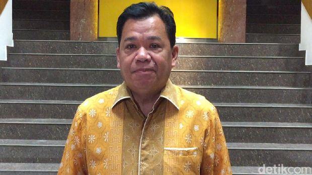 Isu Santer Bamsoet Terpilih Jadi Ketua DPR, Diumumkan Senin
