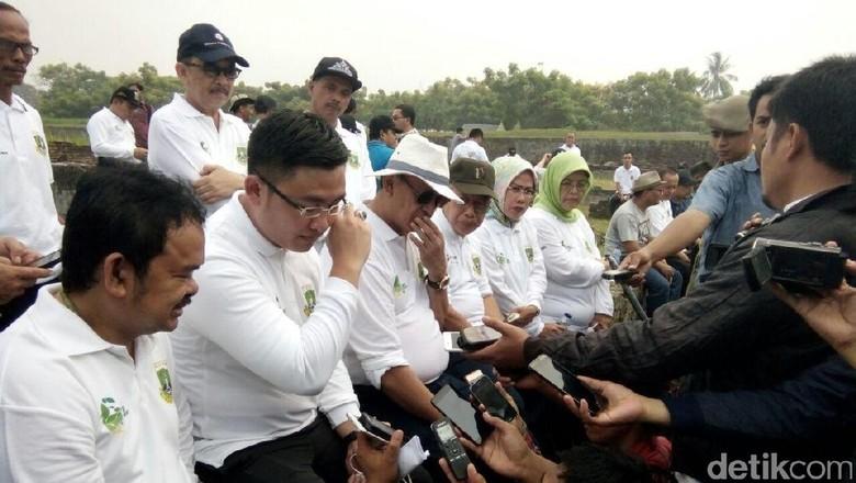 Atut Divonis 5,5 Tahun, Ini Jawaban Gubernur dan Wagub Banten