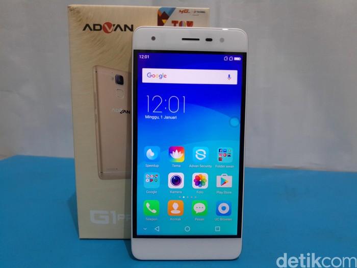 Asal Smartphone Advan Asal Smartphone Advan Fitur