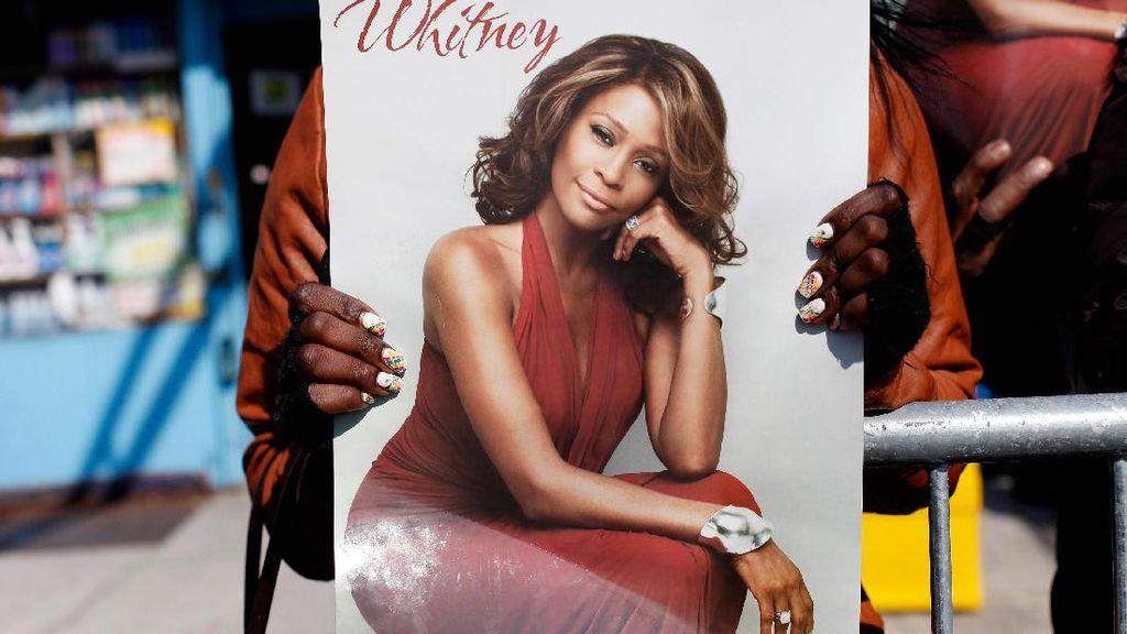 Lagu Whitney Houston Capai 1 Miliar Penonton di YouTube