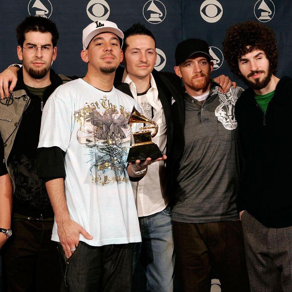 Sstt.. Bakal Ada yang Baru dari Linkin Park